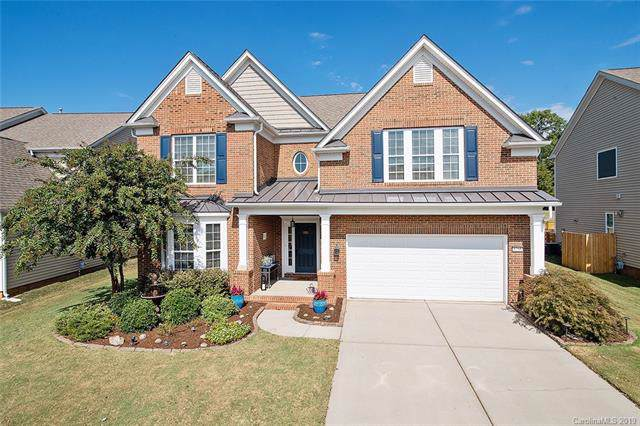 1295 Middlecrest Drive NW, Concord, NC 28027 (#3547766) :: Team Honeycutt