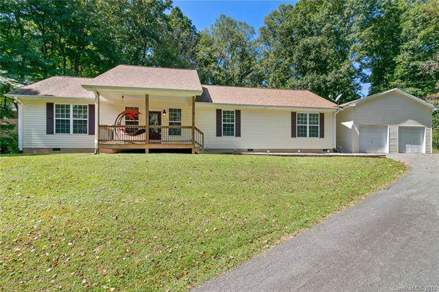 17 Duckett Road, Candler, NC 28715 (#3547812) :: The Ramsey Group