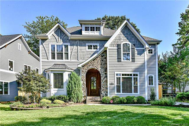 657 Diana Drive, Charlotte, NC 28203 (#3547853) :: Scarlett Real Estate