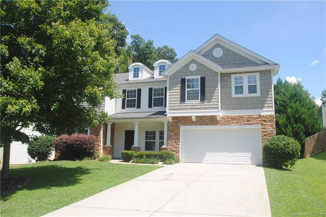 7612 Brookwood Valley Lane, Mint Hill, NC 28227 (#3547938) :: Zanthia Hastings Team