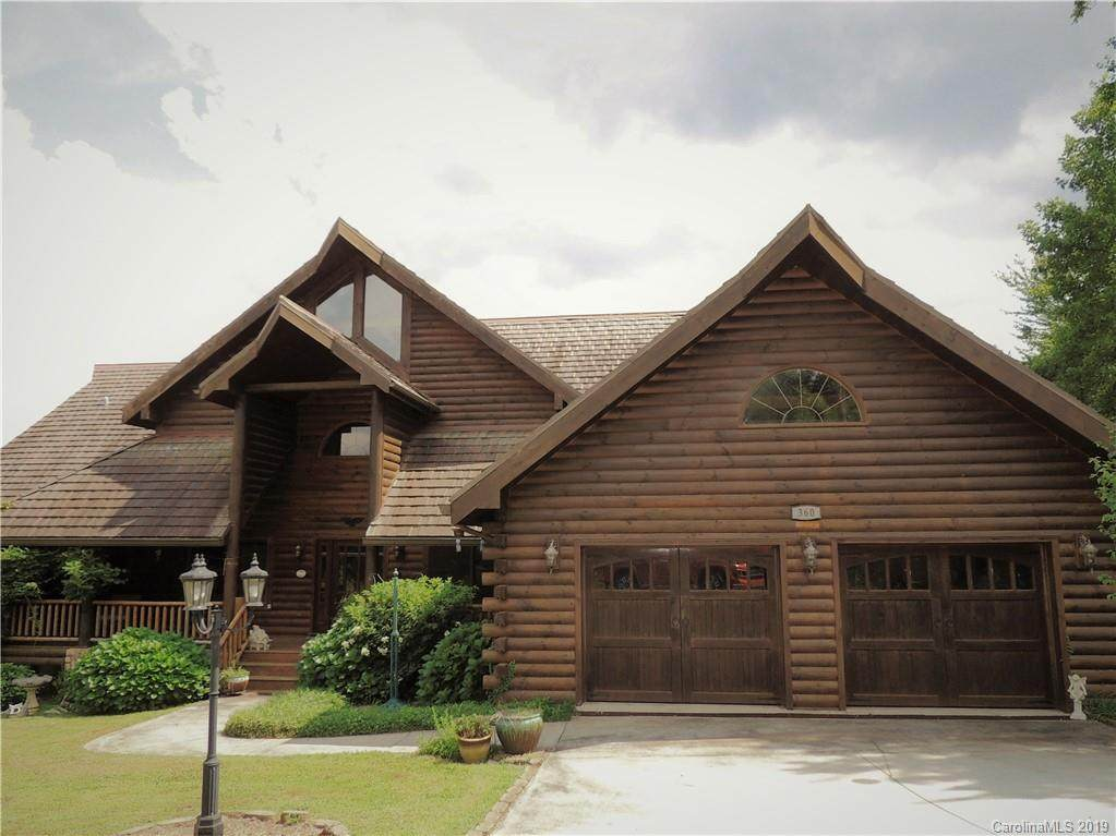 360 Nathan Mcdaniel Drive, Nebo, NC 28761 (#3547995) :: High Performance Real Estate Advisors