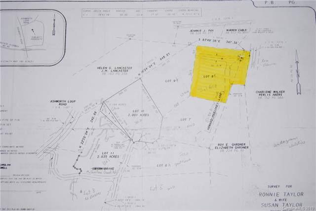 LOT 8 The Shire Ashworth Loop #8, Marion, NC 28752 (#3548010) :: Robert Greene Real Estate, Inc.