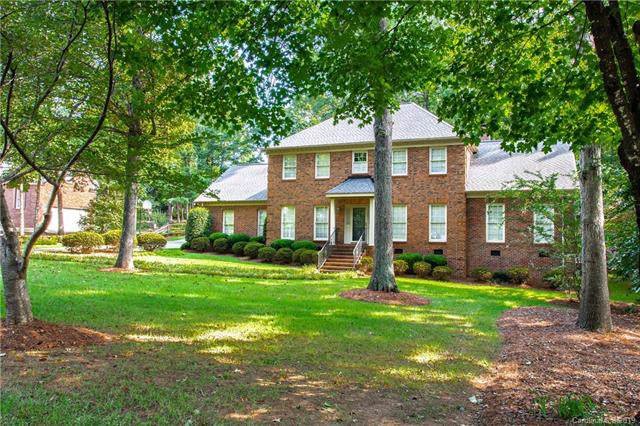 4038 Coleman Drive, Charlotte, NC 28215 (#3548090) :: Carlyle Properties