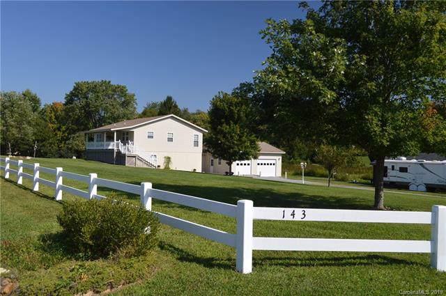 143 Banner Farm Road, Mills River, NC 28759 (#3548137) :: Rinehart Realty