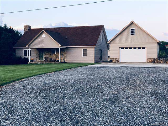 166 Stikeleather Road, Stony Point, NC 28678 (#3548143) :: Robert Greene Real Estate, Inc.
