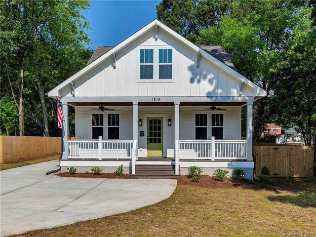 111 N Turner Avenue, Charlotte, NC 28216 (#3548196) :: Homes Charlotte