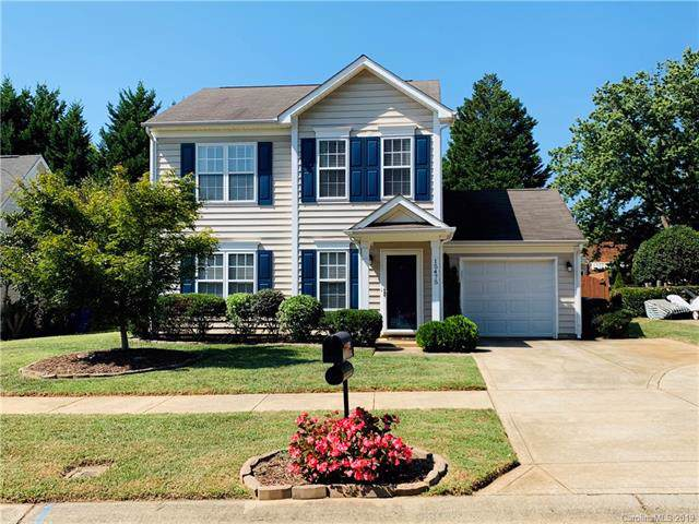 15475 Stone Hollow Drive, Huntersville, NC 28078 (#3548215) :: The Andy Bovender Team