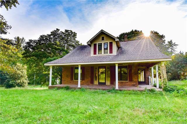 6060 Us 52 Highway, Salisbury, NC 28072 (#3548265) :: Caulder Realty and Land Co.
