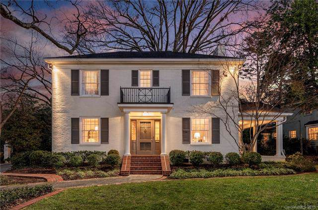 1431 Queens Road W, Charlotte, NC 28207 (#3548268) :: High Performance Real Estate Advisors