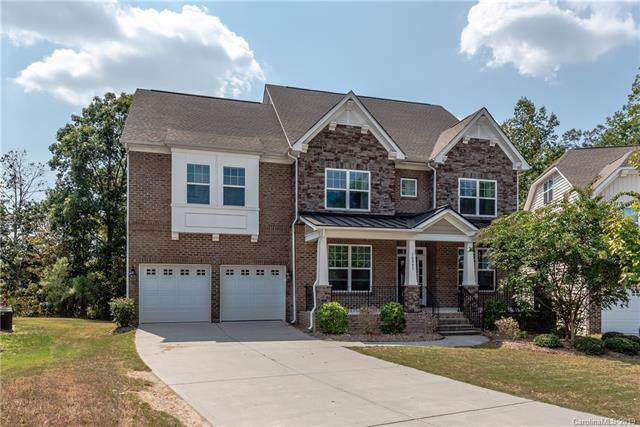 10993 Slate Terrace, Davidson, NC 28036 (#3548296) :: The Ramsey Group