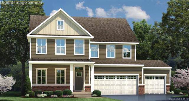 140 Parkhall Drive #140, Harrisburg, NC 28075 (#3548298) :: LePage Johnson Realty Group, LLC