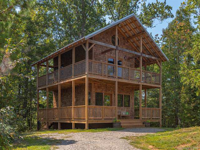 252 Glory View Lane, Marshall, NC 28753 (#3548308) :: Rinehart Realty