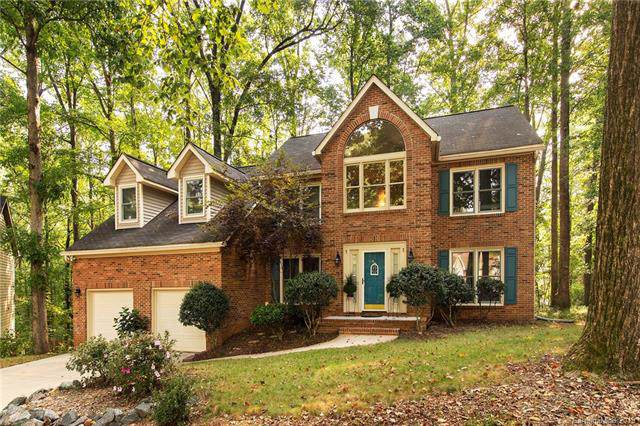 12738 Cliffcreek Drive, Huntersville, NC 28078 (#3548315) :: The Ramsey Group