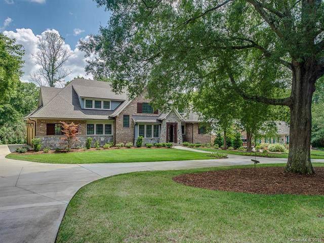4015 Arbor Way, Charlotte, NC 28211 (#3548359) :: Homes Charlotte