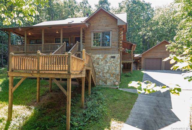 256 Blockaders Den Road #45, Columbus, NC 28722 (#3548429) :: DK Professionals Realty Lake Lure Inc.