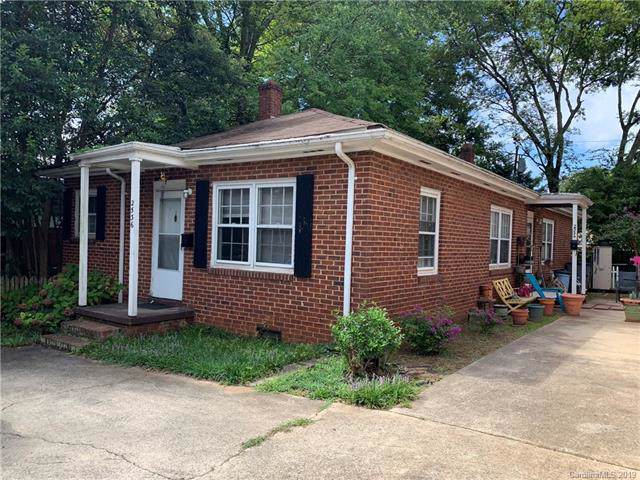 2534 7th Street, Charlotte, NC 28204 (#3548446) :: Keller Williams South Park
