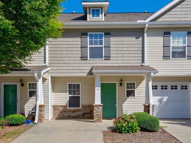 93 Old Salem Court #52, Fletcher, NC 28732 (#3548452) :: BluAxis Realty