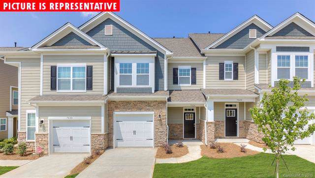 6552 Harris River Way Lot 37, Charlotte, NC 28269 (#3548488) :: Carver Pressley, REALTORS®