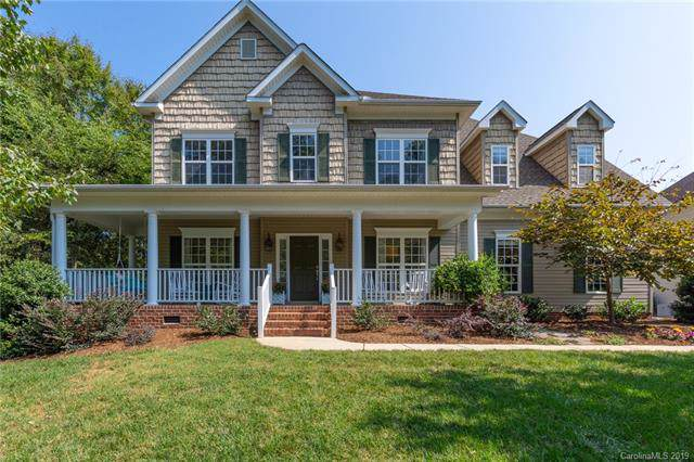 12027 Lawings Corner Drive, Huntersville, NC 28078 (#3548496) :: Caulder Realty and Land Co.