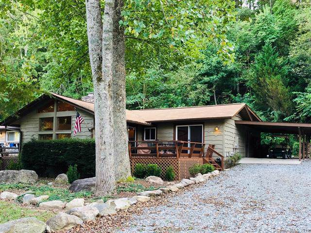 160 Winding Creek Court, Lake Lure, NC 28746 (#3548524) :: Caulder Realty and Land Co.