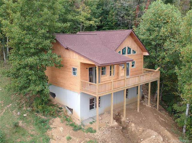 215 Appalachian Trail, Maggie Valley, NC 28751 (#3548541) :: Francis Real Estate