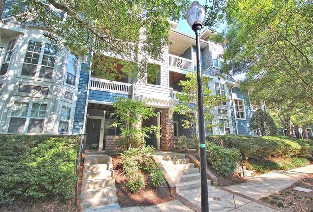 2210 Sumner Green Avenue P, Charlotte, NC 28203 (#3548576) :: Stephen Cooley Real Estate Group