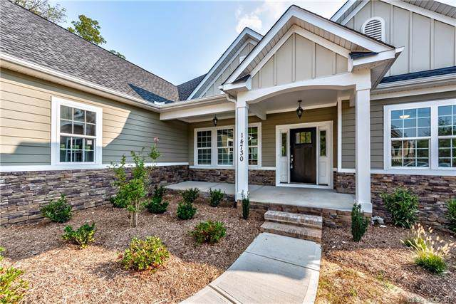 14730 Old Vermillion Drive, Huntersville, NC 28078 (#3548605) :: The Premier Team at RE/MAX Executive Realty
