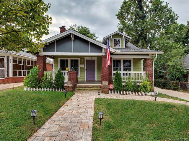 1949 Woodcrest Avenue, Charlotte, NC 28203 (#3548618) :: Mossy Oak Properties Land and Luxury