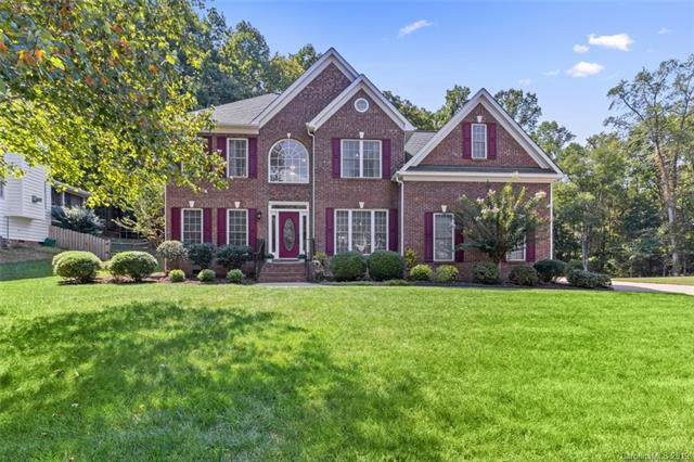 12321 Willingdon Road, Huntersville, NC 28078 (#3548639) :: Robert Greene Real Estate, Inc.