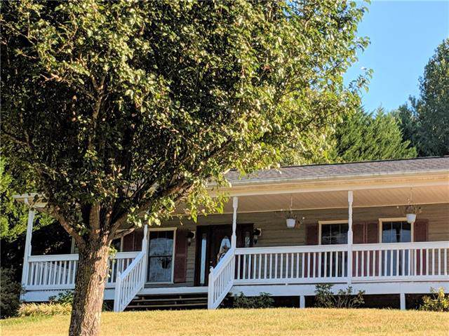 6264 Rocky Mount Road, Granite Falls, NC 28630 (#3548644) :: Carver Pressley, REALTORS®