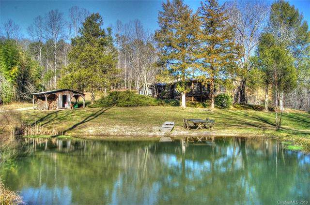 830 Walkertown Road, Old Fort, NC 28762 (#3548654) :: LePage Johnson Realty Group, LLC