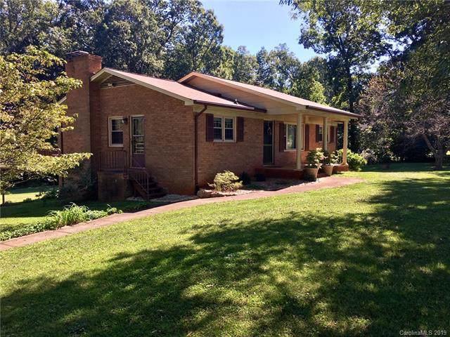 3064 Sandy Ford Road, Newton, NC 28658 (#3548665) :: Carver Pressley, REALTORS®