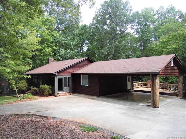 632 Roxboro Drive, Mount Gilead, NC 27306 (#3548734) :: Cloninger Properties
