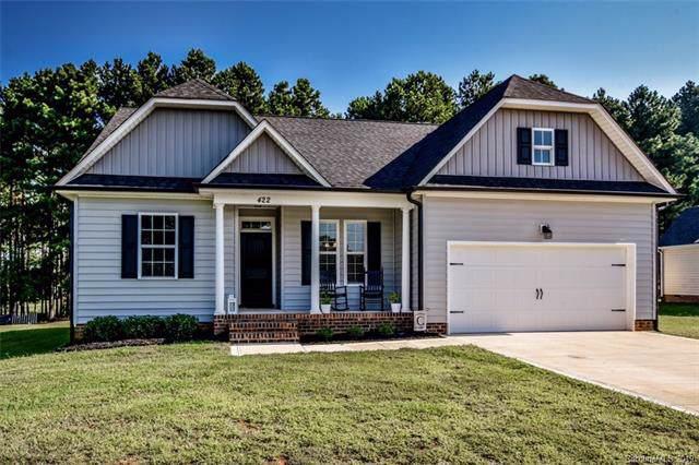 422 Durham Road, Stanley, NC 28164 (#3548755) :: Cloninger Properties