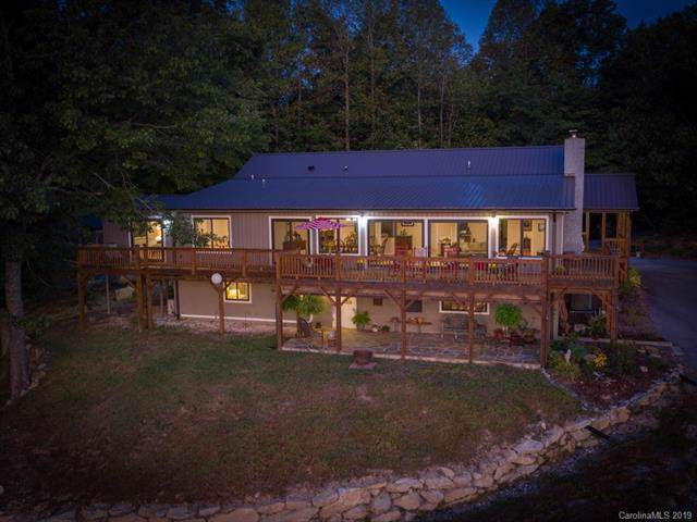 618 Knight Road, Saluda, NC 28773 (#3548799) :: Rinehart Realty