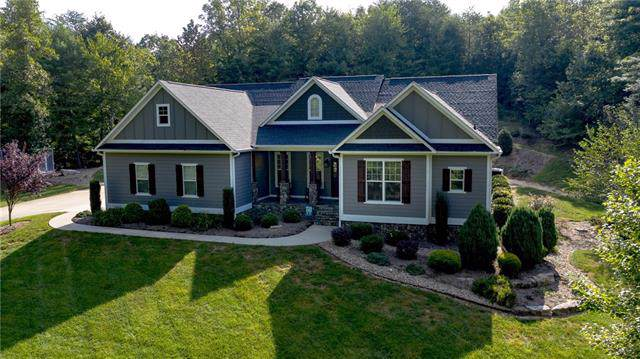 116 Brookstone Drive, Morganton, NC 28655 (#3548801) :: Robert Greene Real Estate, Inc.