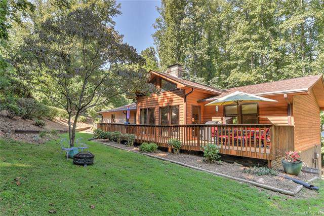 28 Log Cabin Trail, Candler, NC 28715 (#3548805) :: Rinehart Realty