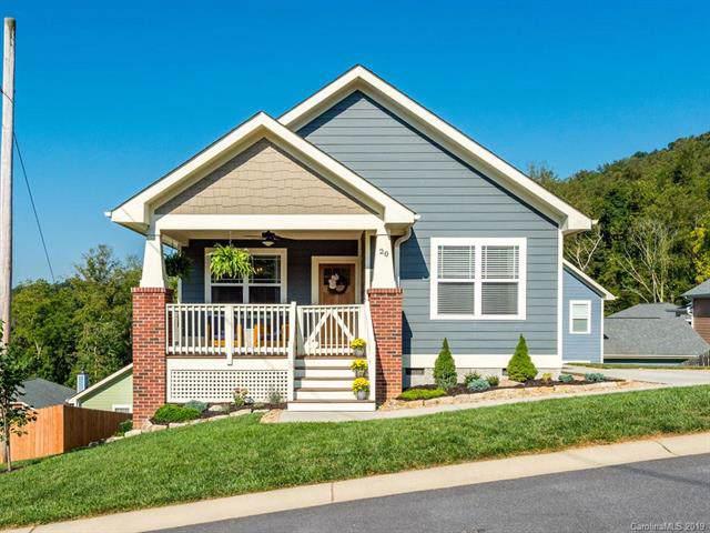 20 Byrdcliffe Lane, Asheville, NC 28805 (#3548819) :: High Performance Real Estate Advisors