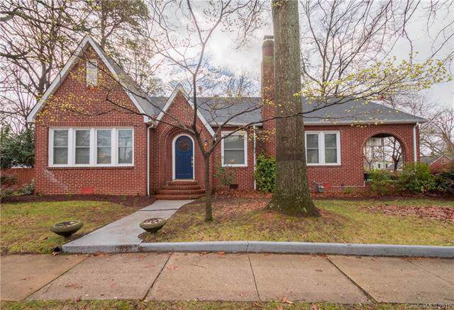 2201 Mcclintock Road, Charlotte, NC 28205 (#3548839) :: Cloninger Properties
