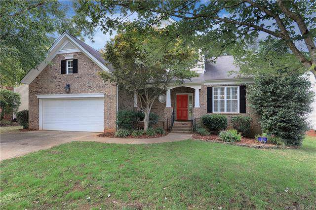 14824 Dunbeth Drive, Huntersville, NC 28078 (#3548898) :: Caulder Realty and Land Co.