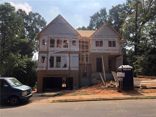 2025 Cumberland Avenue, Charlotte, NC 28203 (#3548929) :: High Performance Real Estate Advisors
