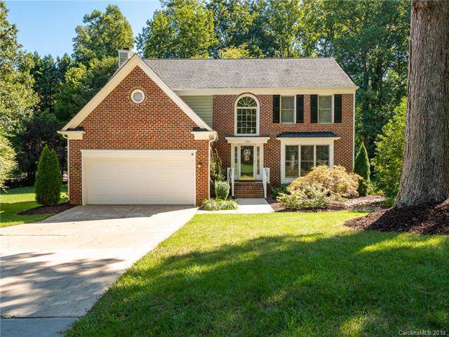 13032 Angel Oak Drive, Huntersville, NC 28078 (#3548957) :: The Ramsey Group