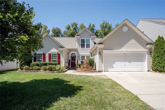 4008 Fountainbrook Drive, Indian Trail, NC 28079 (#3548972) :: Charlotte Home Experts
