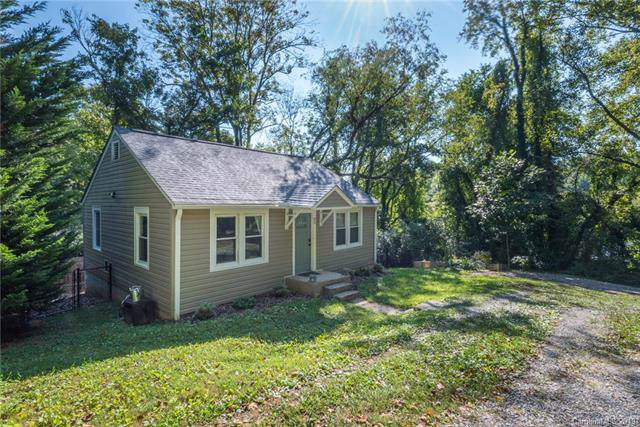 85 Old Haw Creek Road, Asheville, NC 28805 (#3549012) :: Keller Williams Professionals
