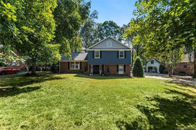 1108 Braeburn Road, Charlotte, NC 28211 (#3549050) :: Homes Charlotte