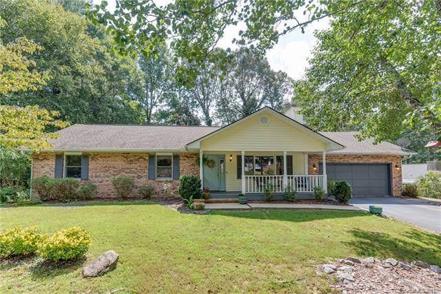 404 Grouse Lane, Hendersonville, NC 28739 (#3549085) :: Keller Williams Professionals
