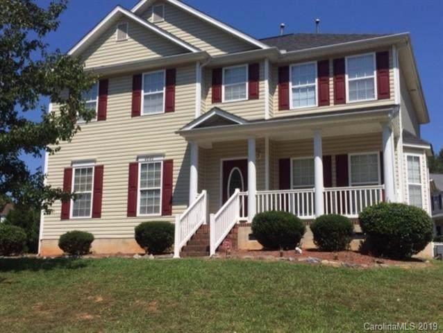 4040 Cascade Drive, Gastonia, NC 28056 (#3549104) :: Carlyle Properties