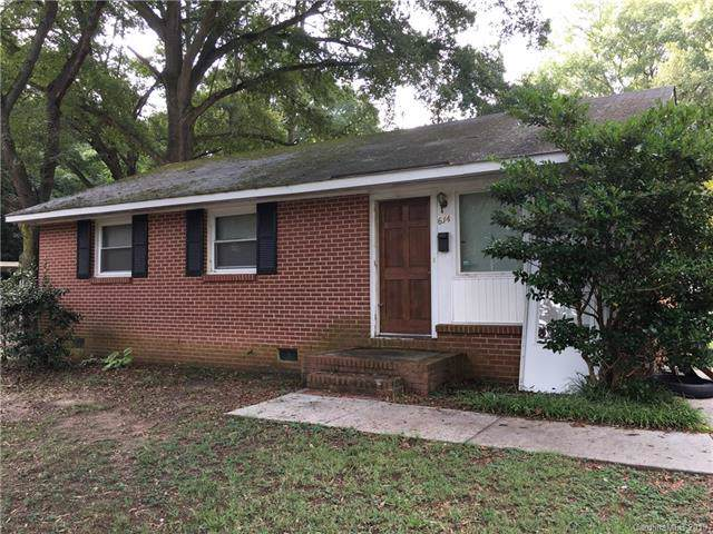 614 Park Terrace, Gastonia, NC 28054 (#3549124) :: Homes Charlotte