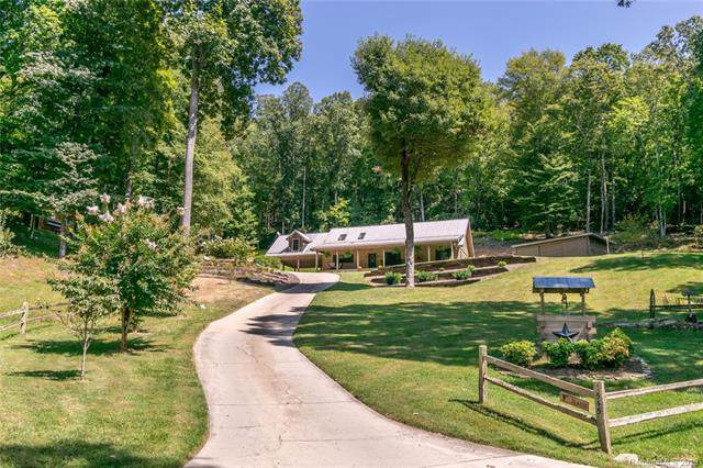 545 Mullinax Cove, Horse Shoe, NC 28742 (#3549131) :: Carlyle Properties