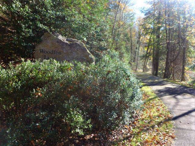 0 Woodfen Lane #5, Lake Lure, NC 28746 (#3549192) :: Caulder Realty and Land Co.